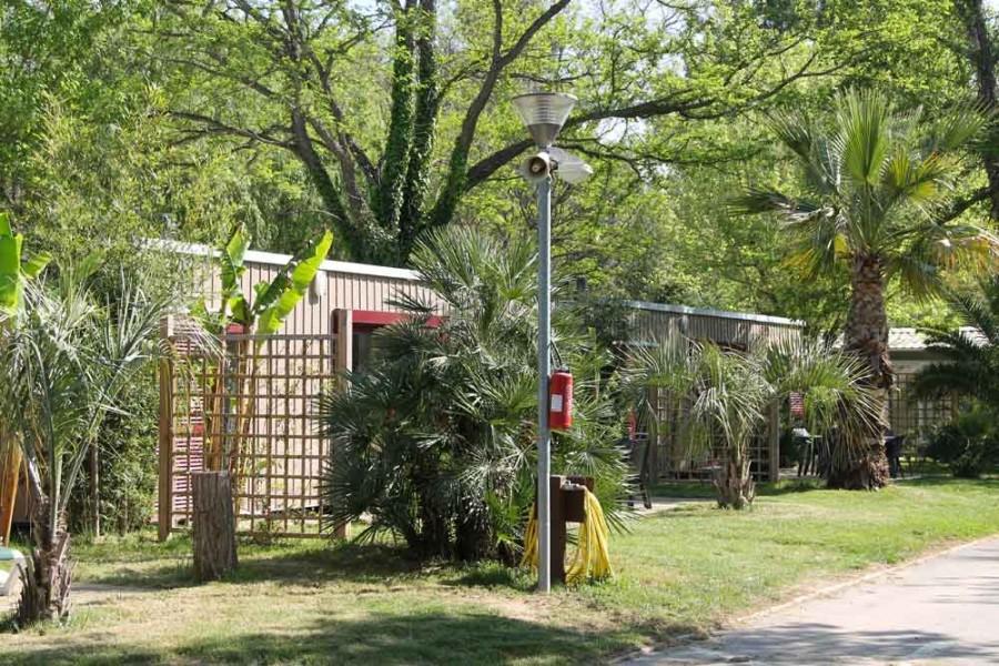Installation du réseau wifi au camping la Sirène*****